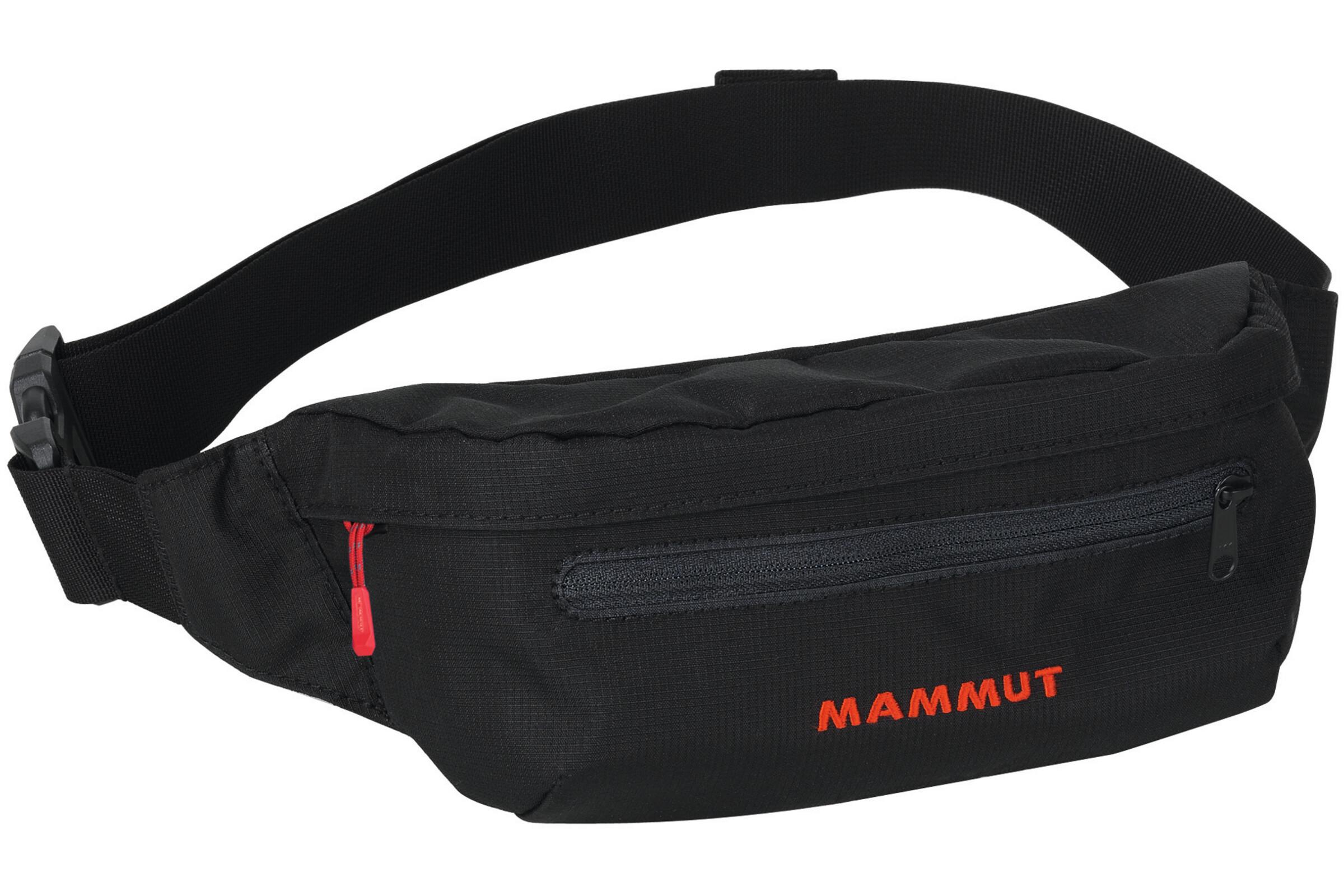 Mammut Klettergurt Erfahrungen : Mammut classic bumbag 1 5l black campz.de